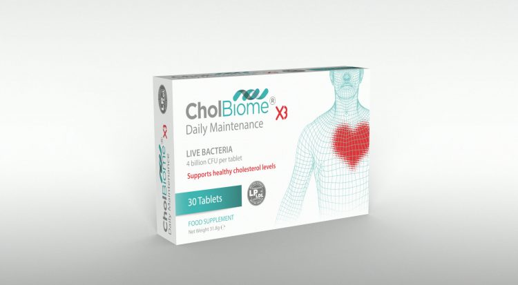 CholBiome Live Bacteria X3