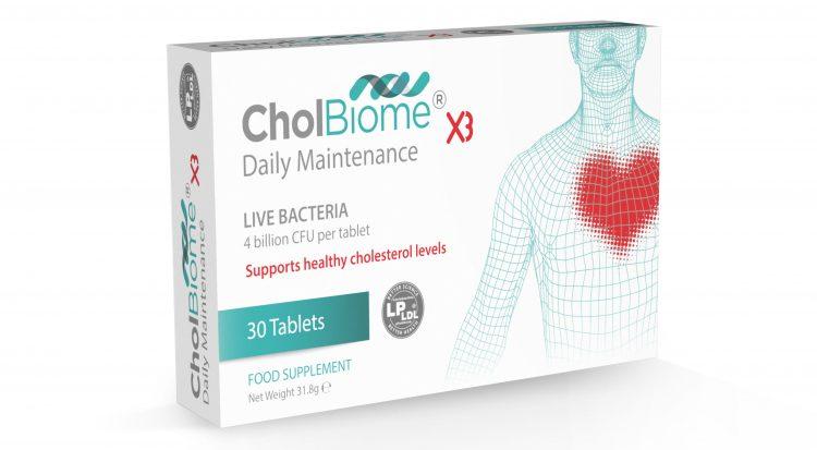 CholBiome X3