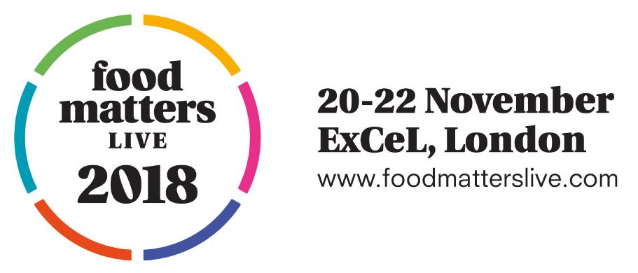 Food Matters Live 2018