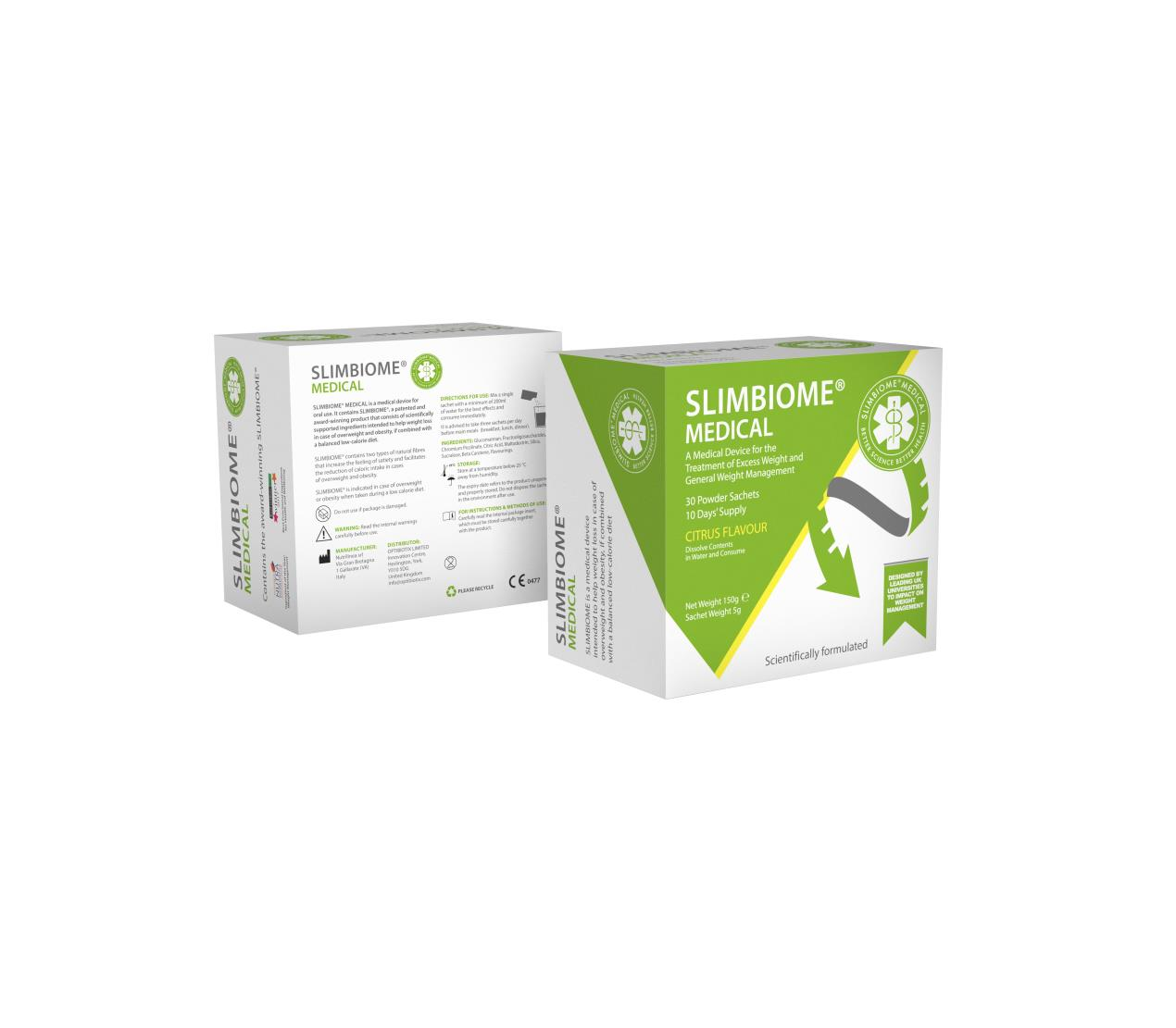 SlimBiome Medical Box